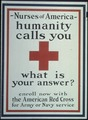 """Nurses of America- humanity calls you. What is your answer^ Enroll now with the American Red Cross for Army or Navy... - NARA - 512659.tif"