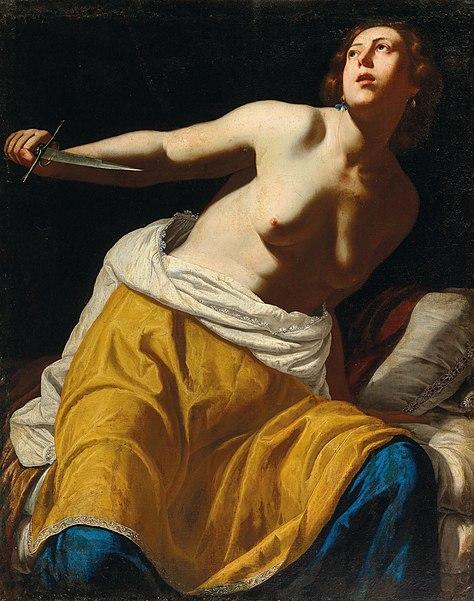 https://upload.wikimedia.org/wikipedia/commons/thumb/c/c5/%27Lucretia%27_by_Artemisia_Gentileschi.jpg/474px-%27Lucretia%27_by_Artemisia_Gentileschi.jpg