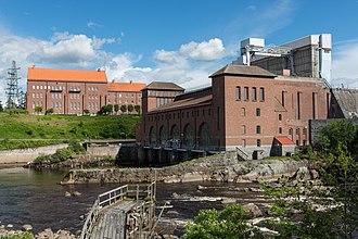 Älvkarleby Hydroelectric Power Station - Älvkarleby Hydroelectric Power Station