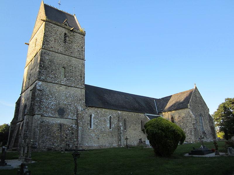 Église Notre-Dame de fr:Magneville