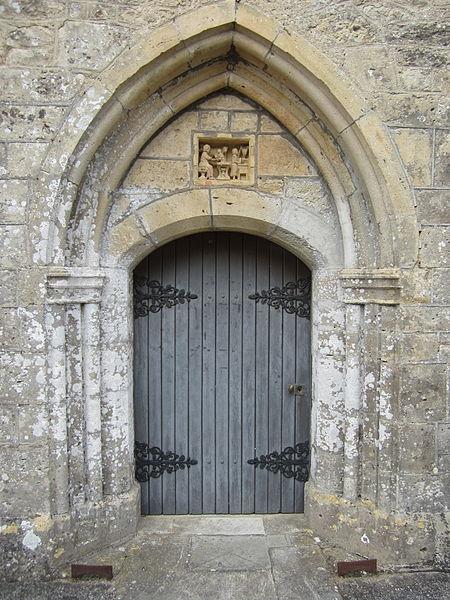 Église Saint-Éloi de fr:Lieusaint (Manche)
