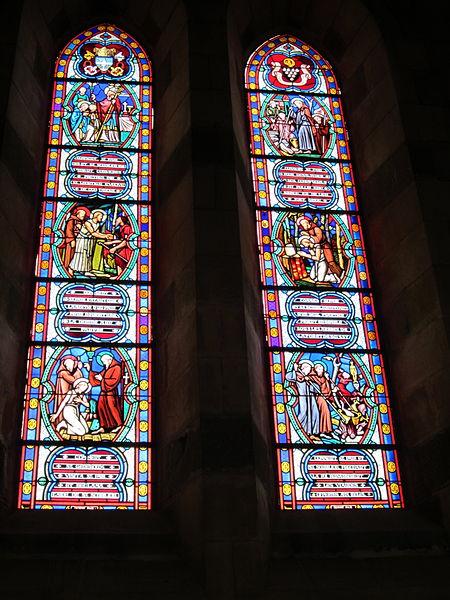 Église Saint-Pair de Saint-Pair-sur-Mer, Manche