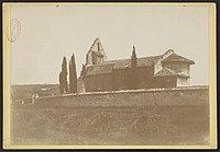 Église Saint-Pierre-ès-Liens de Fossès-et-Baleyssac vue générale - J-A Brutails - Université Bordeaux Montaigne - 0370.jpg