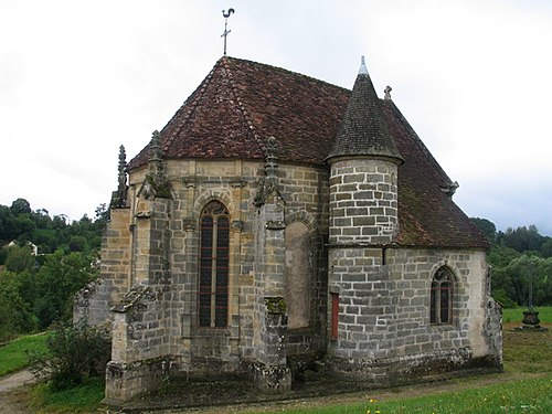 Photo - Eglise de Fayl-Billot (ancienne)