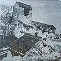 Église de Nauroy frappée par la Grande Guerre.JPG