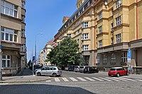 Čáslavská street, Praha.jpg