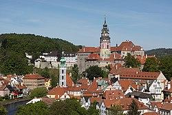 Český Krumlov, historické jádro.jpg
