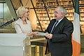 Īrijas parlamenta Pārstāvju palātas priekšsēdētāja oficiālā vizīte Latvijā (41504447895).jpg