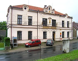 Žehušice, post office.jpg