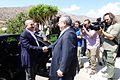Συνάντηση Υπουργού Εξωτερικών, Ν. Κοτζιά, με Υπουργό Εξωτερικών Τουρκίας, Μ. Çavuşoğlu (Κρήτη, 28.08.2016) (29285026605).jpg