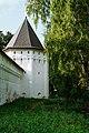 Башня северо-восточная Училищная (северная) с внешней стороны.jpg