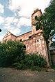 Берестечко, Троїцький костел (мур.), film 05 007.jpg