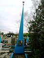 Братська могила червоноармійців, с. Благовіщенка, на кладовищі, Більмацький р-н, Запорізька обл.jpg