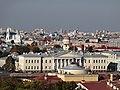 Вид на Академию наук (Университетская наб., 5) с колоннады Исаакиевского собора.JPG