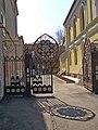 Ворота. Римско-католическая церковь Святого Иосифа. - panoramio.jpg