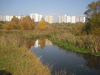 Loveless (film) - Scenes were shot in Moscow, including at Skhodnya River.
