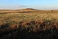 Гора Змеиная в лучах заходящего солнца - panoramio.jpg