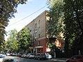 Дом, в котором в 1936 году жил поэт О. Э. Мандельштам.JPG