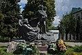Дубно Пам'ятник поету Т. Г. Шевченку.jpg