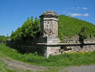 Zolochiv - Image: Золочев. Замок