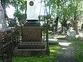 Лазаревское кладбище (Некрополь 18-го века) М.В. Смирнов.JPG