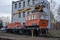 МПТ4-915, Russia, Saint Petersburg, Predportovaya station (Trainpix 185654).jpg