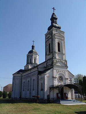 Eparchy of Slavonia - Jasenovac Monastery
