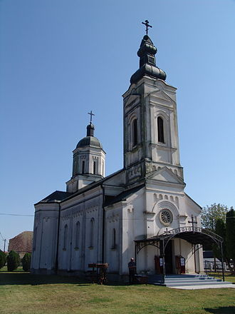 Jasenovac, Sisak-Moslavina County - Monastery Jasenovac