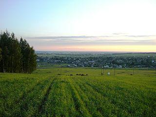 Krasnokamsky District District in Republic of Bashkortostan, Russia