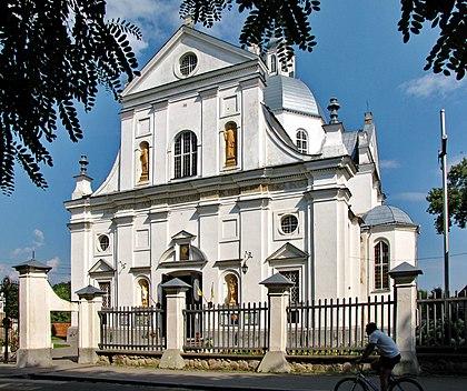 Architektura Barokowa W Polsce Wikiwand