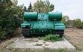 """Охматів. Пам'ятник """"Танк"""" на честь танкістів-визволителів3.jpg"""