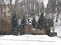 Пам'ятник Іванові Франку на площі Івана Франка.jpg