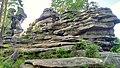 Скалы Гронского (Petrogrom Rock) - panoramio.jpg