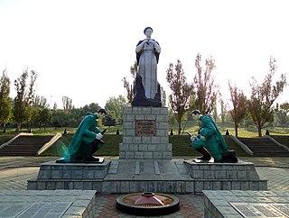 Mykolaivka, Donetsk Oblast City in Donetsk
