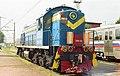 ТЭМ2А-1618, Россия, Калининградская область, депо Калининград (Trainpix 192264).jpg