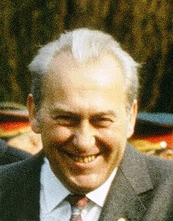 Konrad Naumann East German politician
