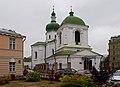 Церква Притисько-Микільська - Хорива вул., 5-а P1140376.JPG