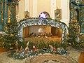 Шопка, костел Небовзяття, Бучач, 12-01-2020.jpg
