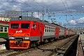 ЭТ2М-033, Russia, Leningrad region, Vyborg station (Trainpix 79441).jpg