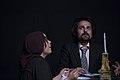 تئاتر باغ وحش شیشه ای به کارگردانی محمد حسینی در قم به روی صحنه رفت - عکاس- مصطفی معراجی 27.jpg