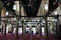 صوره اخرى للمسجد المعلق من الداخل لتحكى لنا عبق الماضى واصاله التاريخ.JPG