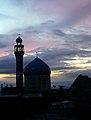 عکس مسجد خضر هنگام طلوع (cropped).jpg