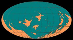 Ordovician meteor event