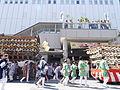 小田原流の山車と花車.JPG