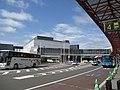 新千歳空港バスターミナル New Chitose Airport Busstop - panoramio.jpg