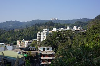 Taishan District, New Taipei District in Republic of China