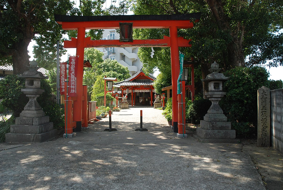 Genkuroinari Shrine