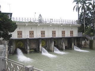 Wushantou Dam