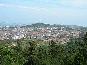 Changdao County - A view of Nanchangshan Island (南长山岛), one of the Changdao Islands