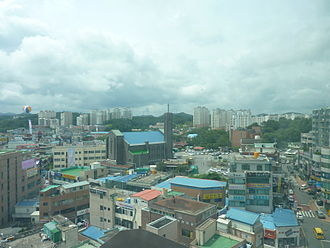 South Chungcheong Province - Dangjin